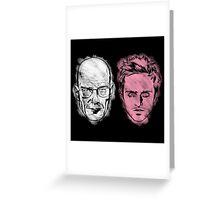 WHITEMAN & PINKMAN Greeting Card