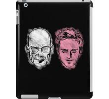 WHITEMAN & PINKMAN iPad Case/Skin