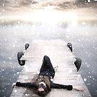 Snow. by anyakozyreva