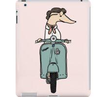 Italian Greyhound on Roman Holiday iPad Case/Skin