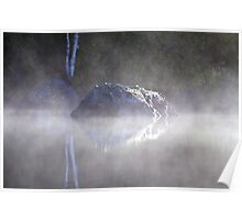 Rock Mist Poster