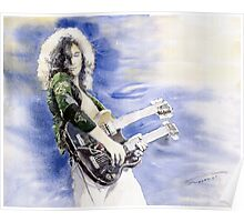 Led Zeppelin Jimi Page Poster