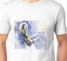 Led Zeppelin Jimi Page Unisex T-Shirt
