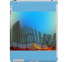 Da Vinci's Outpost iPad Case/Skin
