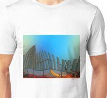 Da Vinci's Outpost Unisex T-Shirt