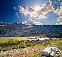 Lago Pantaniello, Abruzzo, Italy by Fabio Catapane