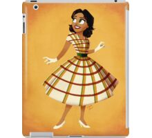 Girl of the Frontier iPad Case/Skin