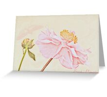 Sweet memories Greeting Card