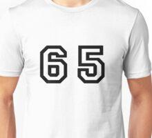 Sixty Five Unisex T-Shirt