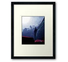 NGV-Ian Potter Center (Federation Square) Framed Print