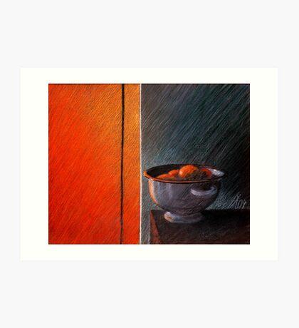 stille Reserve Art Print