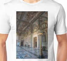 The Opulent Loggia in Villa Farnesina, Rome, Italy - Take Two Unisex T-Shirt