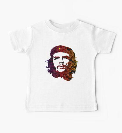 Che Guevara Revolution Baby Tee