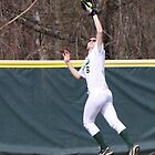 Unknown Cecil College Softball Player by Gregg Tulowitzky