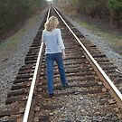 missed the train.... by JackieSmith
