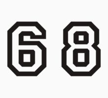 Number Sixty Eight by sweetsixty