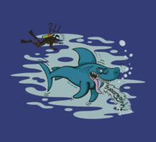 Disgusted Shark T-Shirt