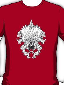 Helm of Doom - vector style T-Shirt