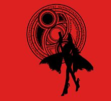 Umbra Witch Seal Bayonetta Silhouette Unisex T-Shirt