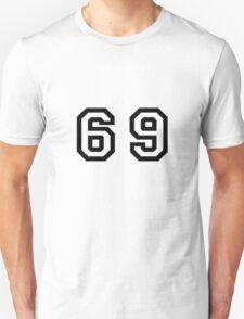 Sixty Nine Unisex T-Shirt
