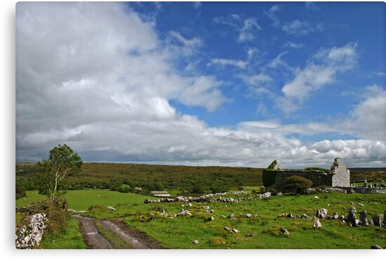 Scene from Co. Clare by Martina Fagan