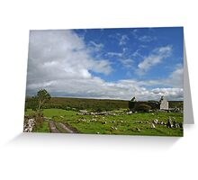 Scene from Co. Clare Greeting Card