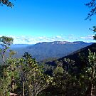 Blue Mountains by Joshdbaker