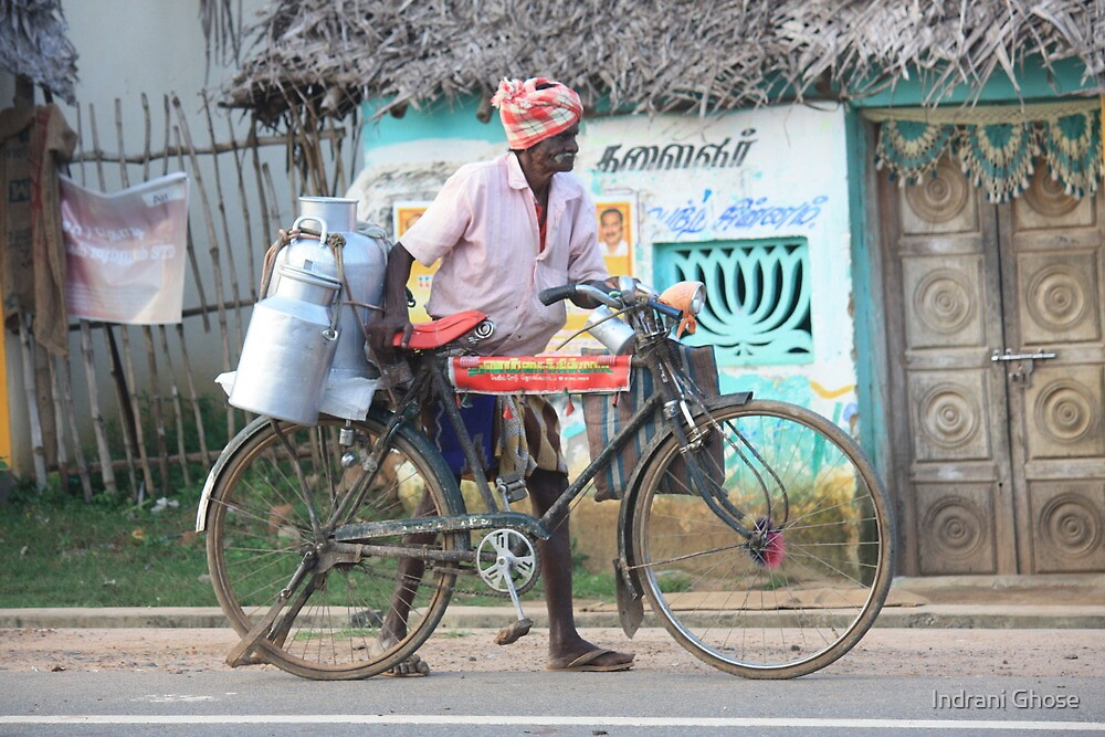 The Milkman by Indrani Ghose