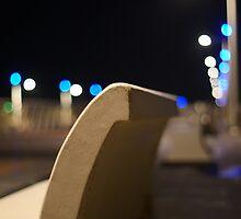 bench by Riccardo Bandiera