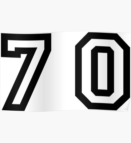 Seventy Poster