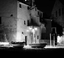 fisherman town by Riccardo Bandiera