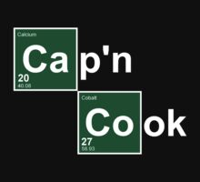 Breaking Bad Captain Cook T-Shirt