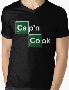 Breaking Bad Captain Cook Mens V-Neck T-Shirt