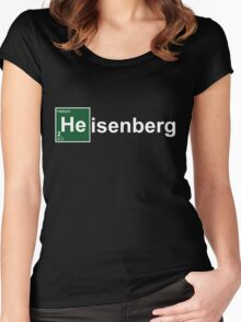 Breaking Bad Heisenburg Women's Fitted Scoop T-Shirt