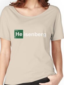 Breaking Bad Heisenburg Women's Relaxed Fit T-Shirt