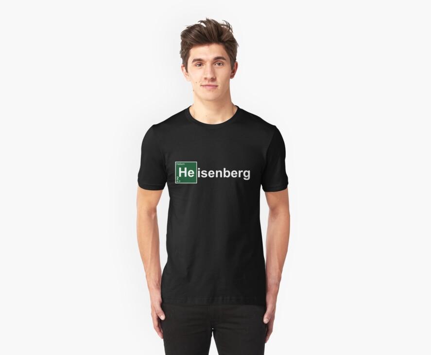 Breaking Bad Heisenburg by gleekgirl