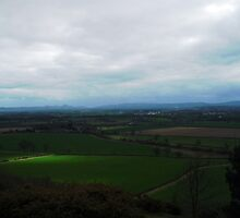 View From Haughmond Hill by michaelajf