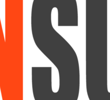 UNSUB Criminal Minds Sticker
