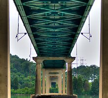 Tennessee Bridge II by Richard Skoropat