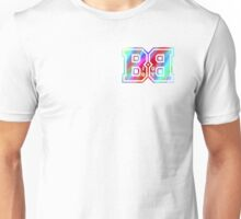 Big Boy BB Rainbow Logo  Unisex T-Shirt