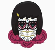 Sugar Skull Tina Kids Clothes