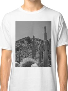 Desert Landscape  Classic T-Shirt