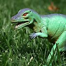 Jurassic Yard  by Cody  VanDyke