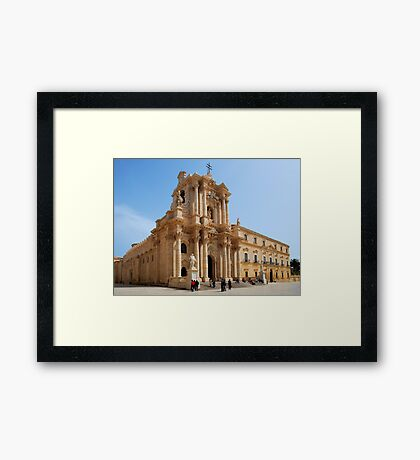 Il Duomo Framed Print