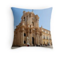 Il Duomo Throw Pillow