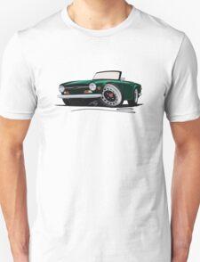 Triumph TR6 BRG T-Shirt