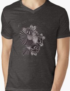 They Don't Love You Mens V-Neck T-Shirt