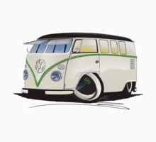 VW Splitty (11 Window) RB by Richard Yeomans