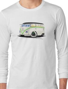 VW Splitty (11 Window) RB Long Sleeve T-Shirt