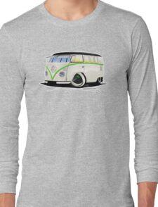VW Splitty (11 Window) RB Long Sleeve T-Shirt